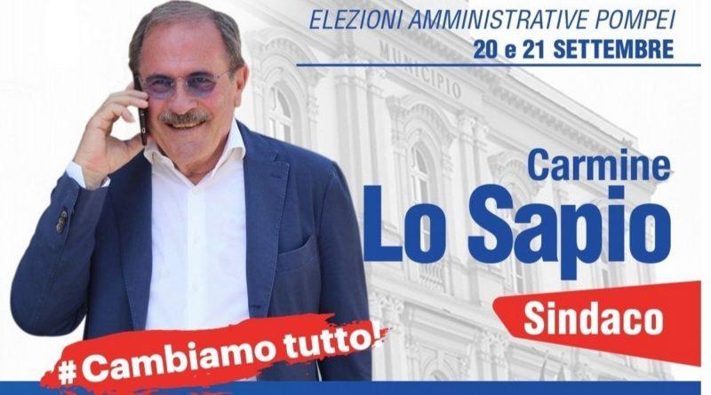 Concretezza e partecipazione: ecco il progetto di governo cittadino secondo Carmine Lo Sapio.