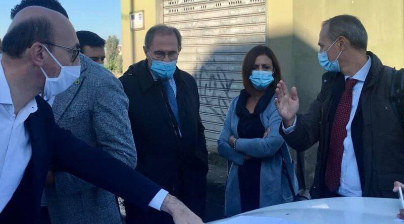 Fogne e allagamenti, task force tra Regione e Comune di Pompei per risolvere le problematiche del territorio.