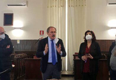 La conferenza di fine anno del sindaco: «Bilancio positivo, pochi mesi sembrano già anni»