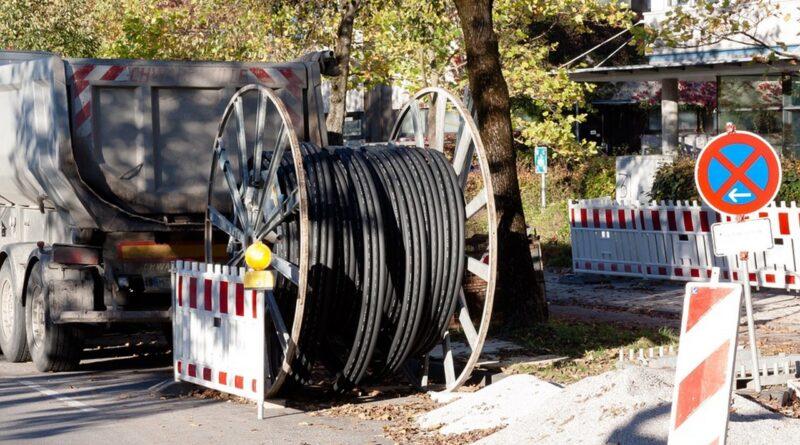 Pompei, al via i lavori per la rete fognaria in via Molinelle: disagi per la circolazione